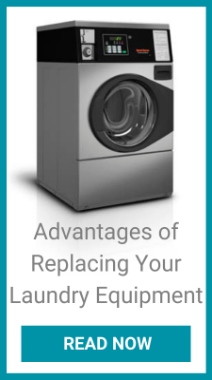 Read Advantages of Replacing Your Commercial Laundry Equipment Now