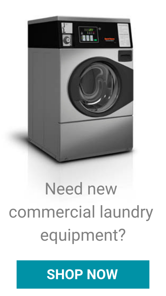 Shop for new commercial laundry equipment from Speed Queen