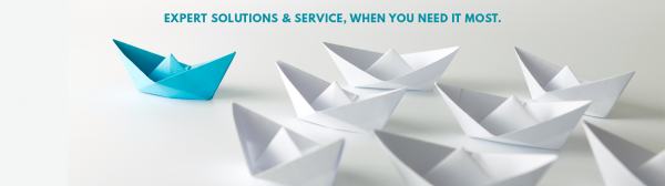 Expert solutions & service